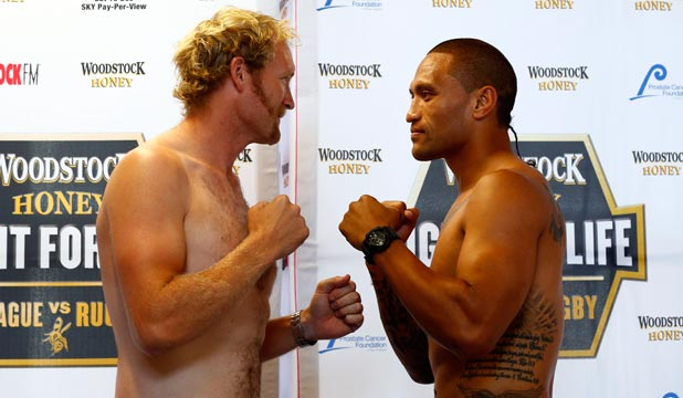 Eric Murray and Manu Vatuvei