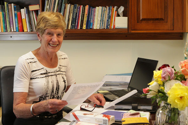 Christchurch Girls' High School principal Prue Taylor