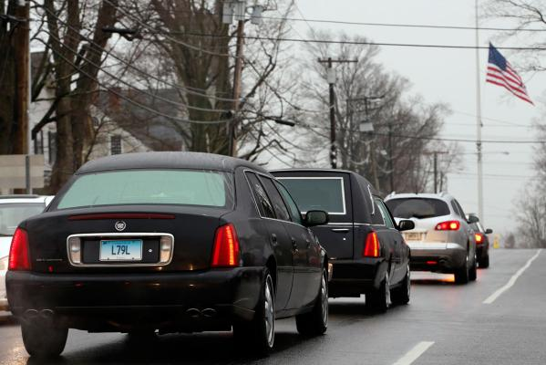 Connecticut shooting: Funerals