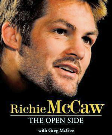 Richie McCaw book