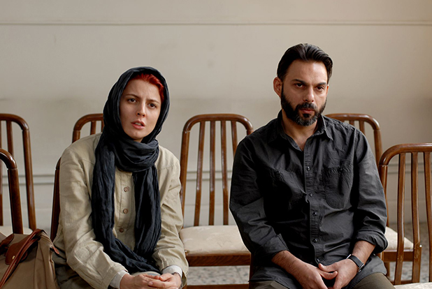 The Iranian film A Separation was the finest of the year.