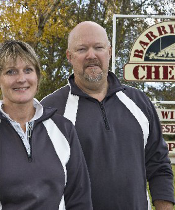 Barry's Bay Cheese