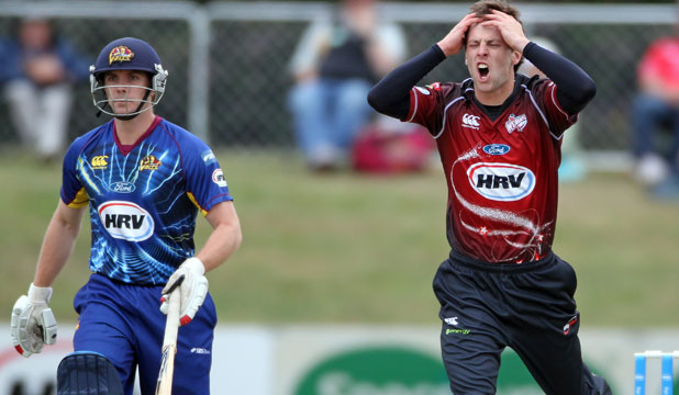 Canterbury Wizards v Otago Volts