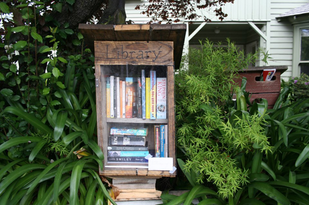 gap-filler letterbox library