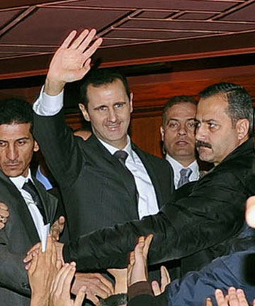 Assad Speech