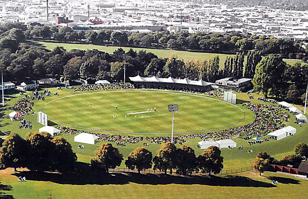 Hagley Oval design proposal
