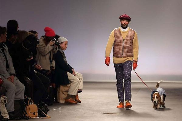Unintentionally amusing moments from the Men's Fashion Collection in London