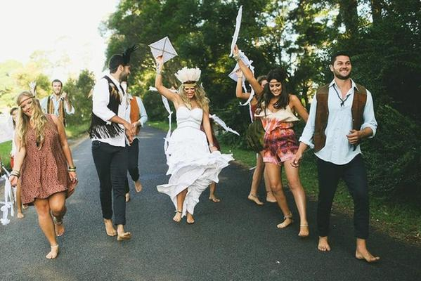 The rise of Indie Weddings