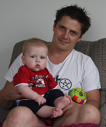 Michael and Caleb Nolan