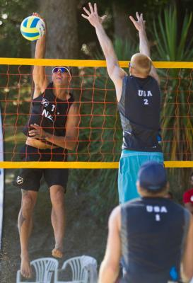 TSB Bank Hamilton Open Beach Volleyball International