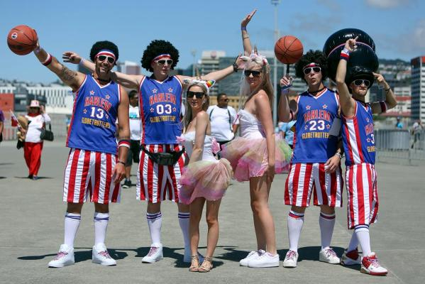 Wellington Sevens costume
