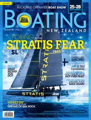 Boating NZ February 2013 cover