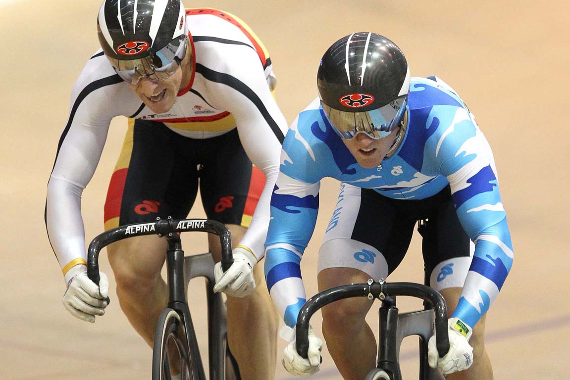 National Track Cycling championships 2013 Elite & Under 19