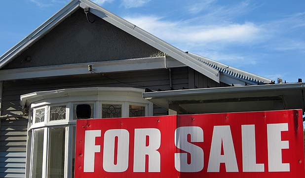 property sign / for sale sign