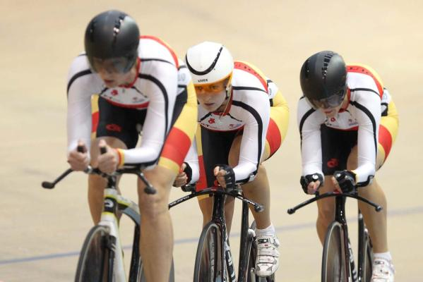 National Track Cycling championships 201