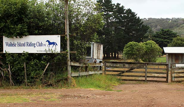 Waiheke Island Riding Club
