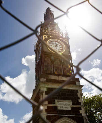 The Victoria Clock Tower is likely to be restored to full working o