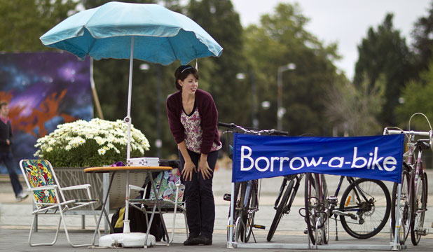 Borrow a Bike
