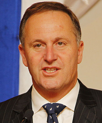 WHEN THREE IS NOT ENOUGH: Prime Minister John Key says should be a four-year fixed term of Parliament.