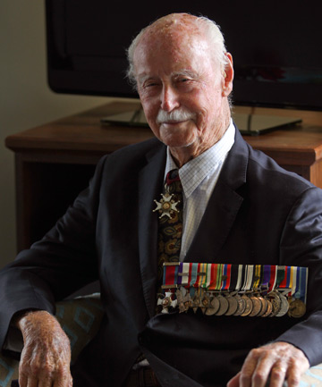 Major General Sandy Thomas
