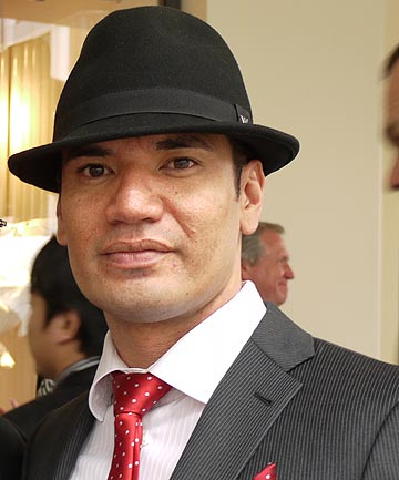 Hohepa Morehu-Barlow, also known as Joel Barlow.