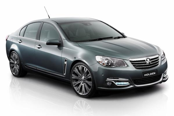 Holden reveals new VF Commodor