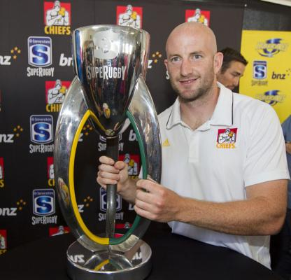 Super Rugby 2013 launch