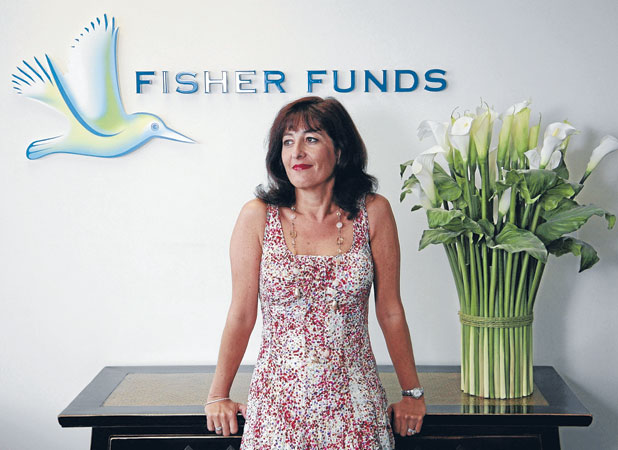 Fisher funds