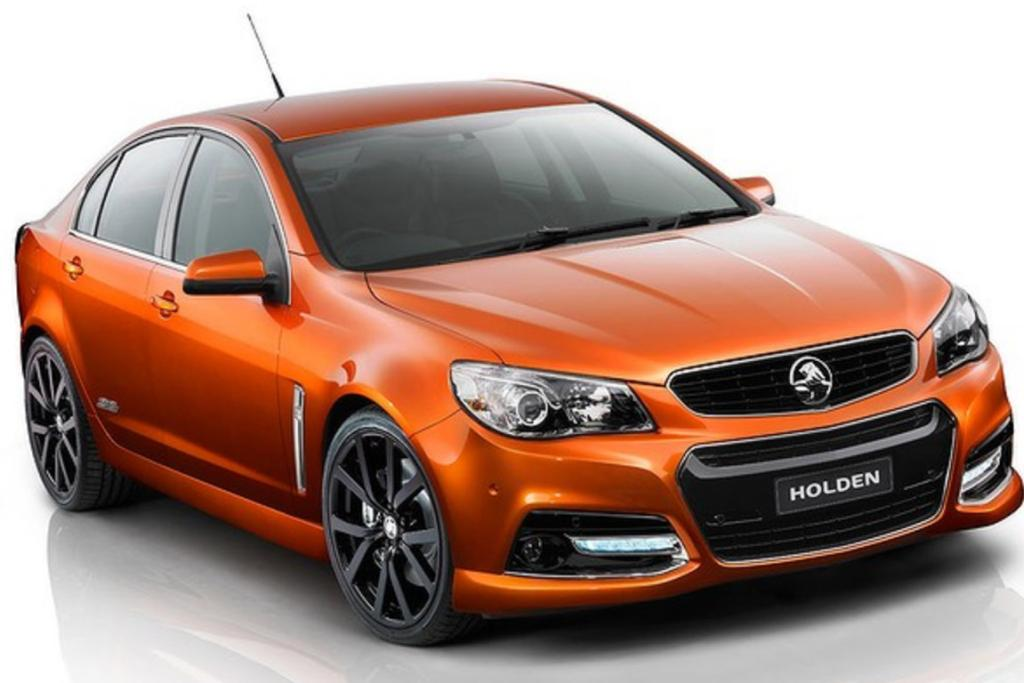 Holden VF Commodore SS-V.