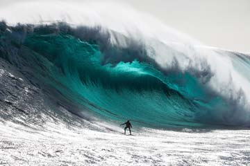 Marti Paradisis monster wave