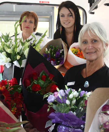 Valentine's Day florists in Queenstown