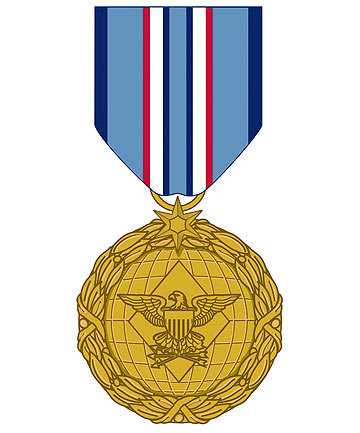 Distinguished Warefare Medal