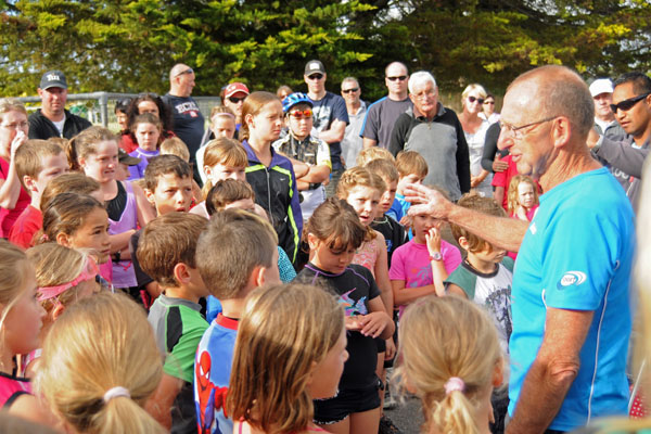 Kapiti kids triathlon