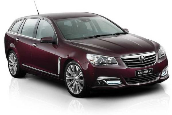 2013 VF Commodore wagon.