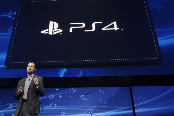 Playstation 4 announcem