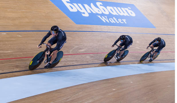 Men's sprint cycling