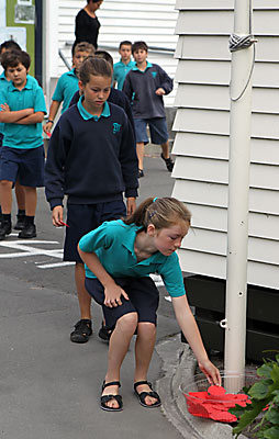 Merrin School remembers