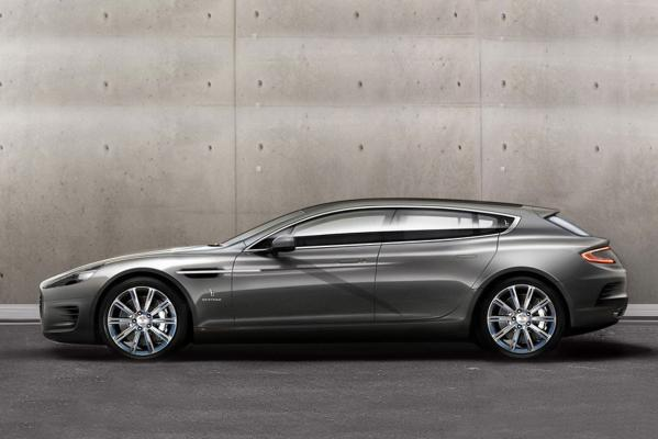 Bertone's Aston Martin Rapide-based shooting brake.