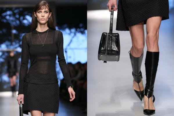 Salvatore Ferragamo at Milan Fashion Week