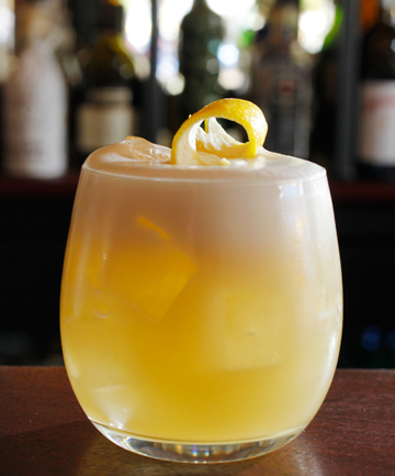 ... , this drink takes on a life of its own, and is called a Boston sour