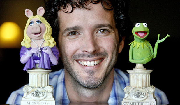 Bret McKenzie, Muppet movie sequel, The Muppets ... Again