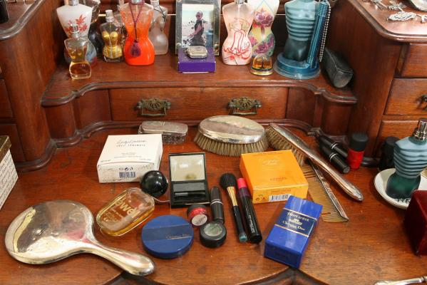 In My Beauty Bag: Barbara Brinsley