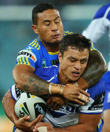 Ben Roberts and Sam Perrett