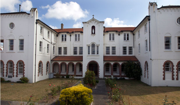 Euphrasie House faces demolition and the Catholic Church says it has looked at all the other options.