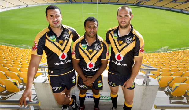 Warriors Wellington