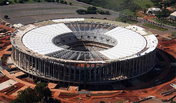 Mane Garrincha stadium