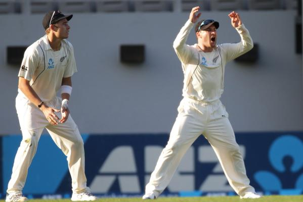 Third test: New Zealand vs England