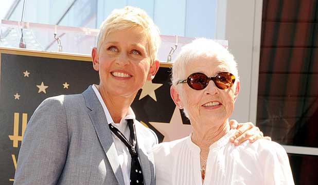 Ellen and Betty