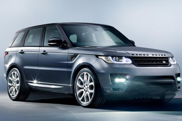 Revealed: Range Rover Sport a 7 seater
