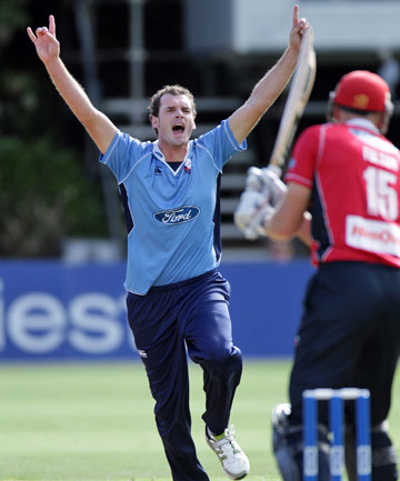Auckland Aces win, Kyle Mills